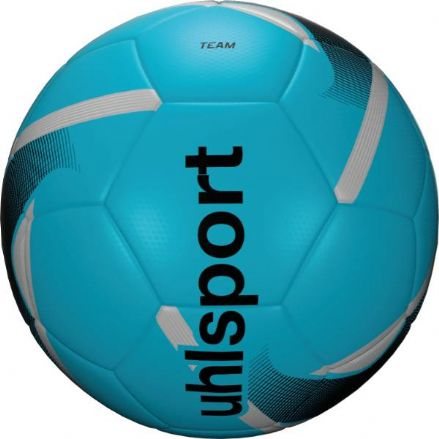 Uhlsport Team Cyan / Silver / Black Size 3 Training Ball